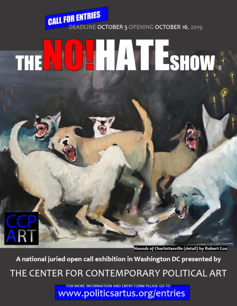 The No! Hate Show