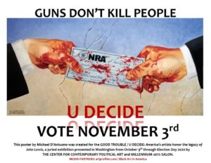 Guns Dnt Kill People - NRA Check